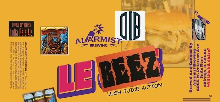 Le Beez Collab Brings Together Gold Medal-Winning Breweries