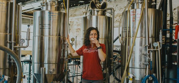 Kentucky Brewer Named Winner of Brewing The American Dream