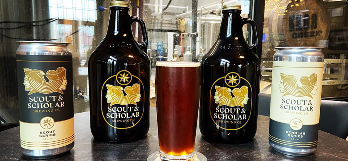 Scout & Scholar Brewing Co. Honors Bardstown's History & Future