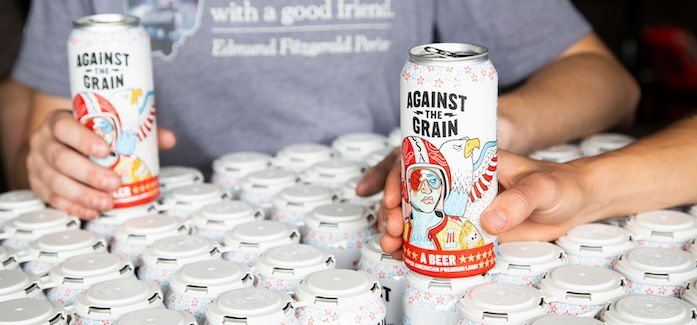 Against the Grain Brewery | A Beer