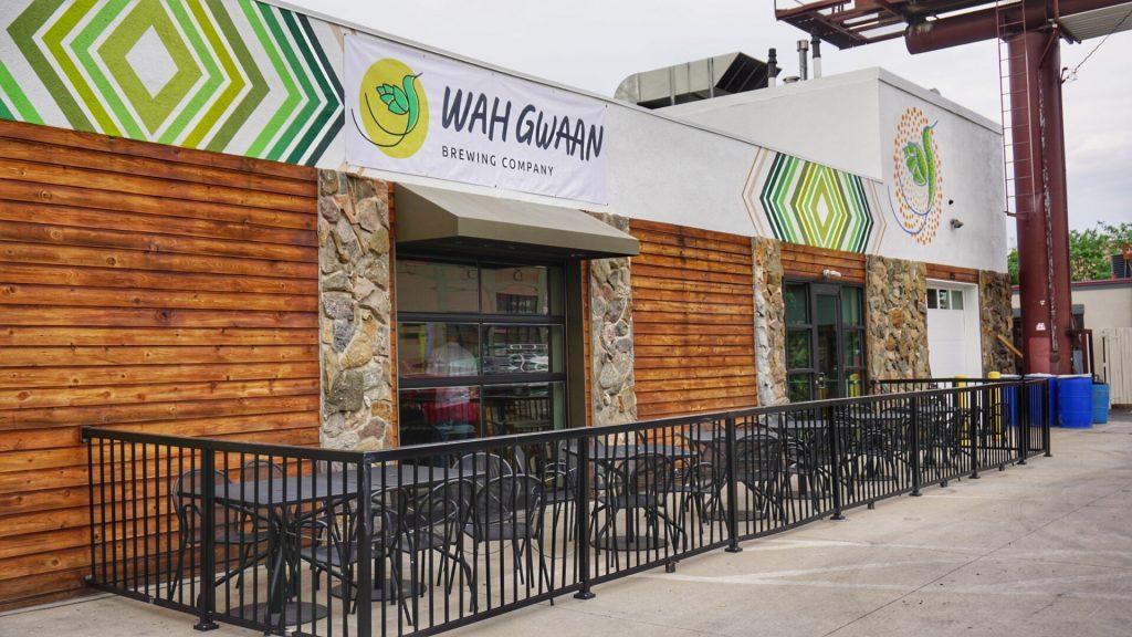 Wah Gwaan Brewing Denver, CO