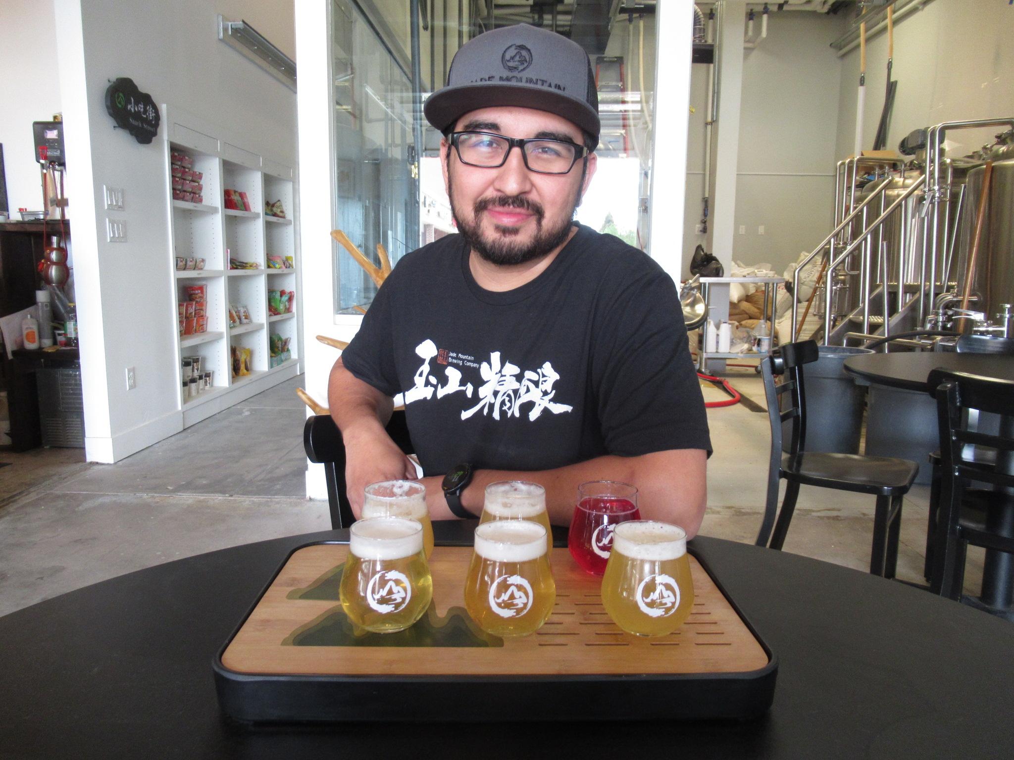 Jade Mountain beers
