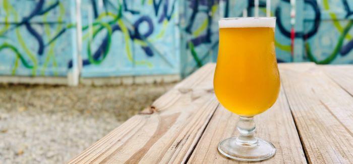 N.E.W. Ales Brewing | #AlphabetMafia Hazy Pale Ale