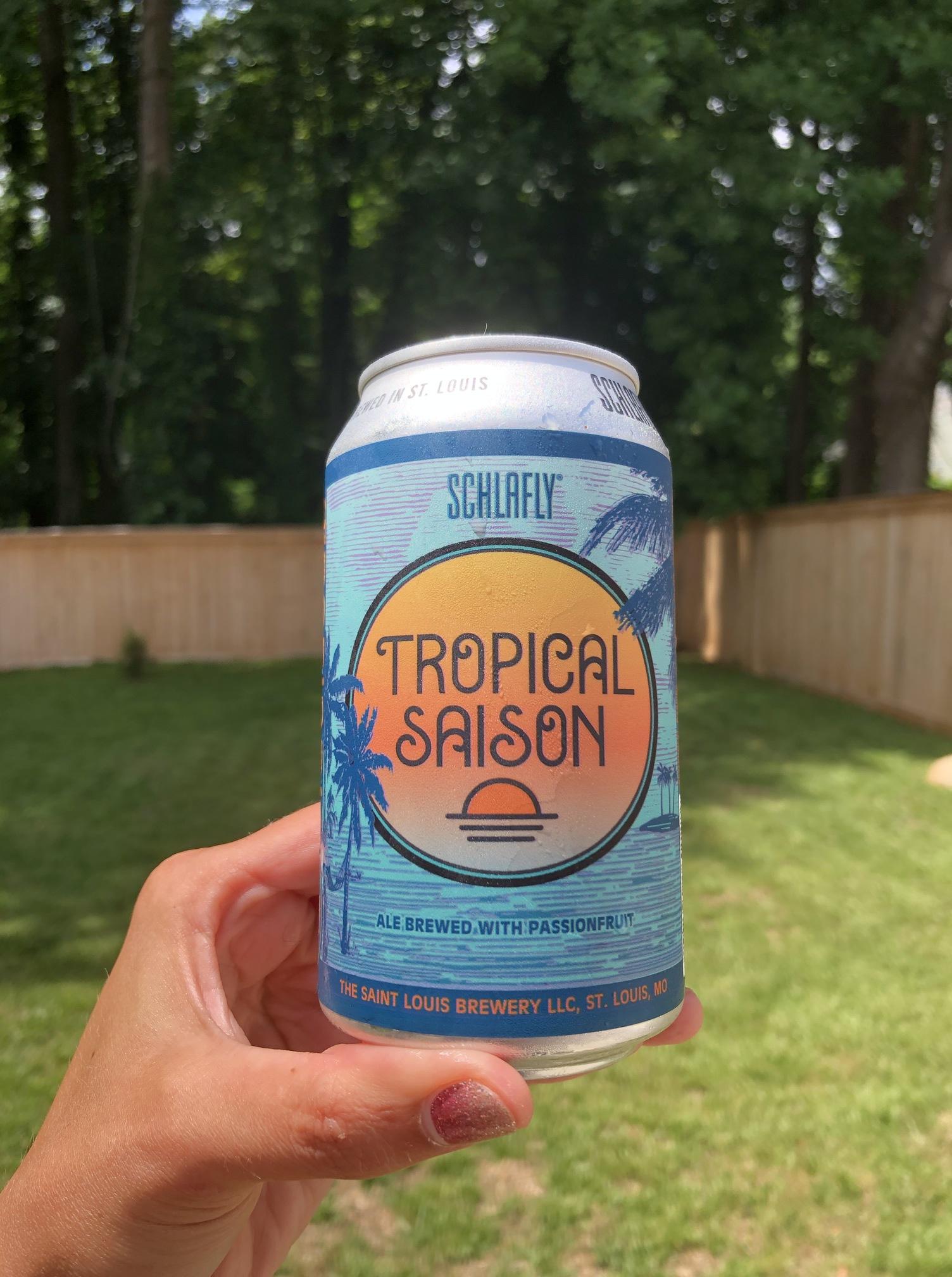 Schlafly Tropical Saison
