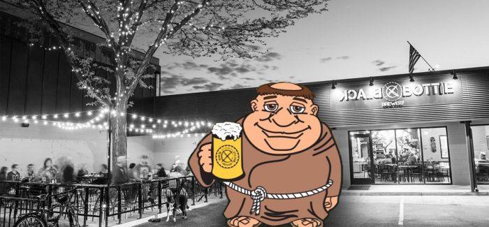 Black Bottle Brewery | Friar Chuck Kölsch