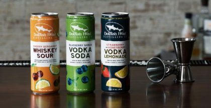 Dogfish Head Crafted Cocktails