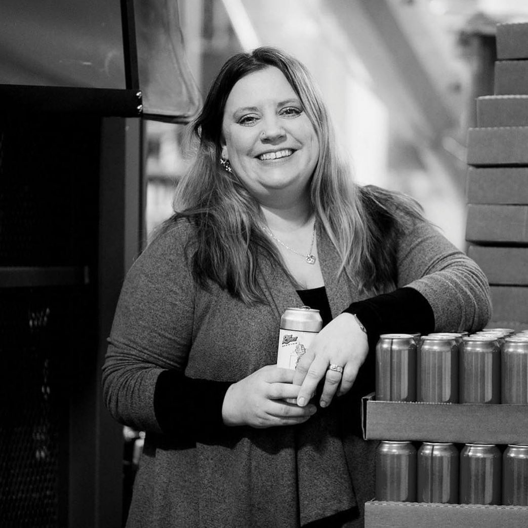 Libby Crider, 2nd Shift Brewing