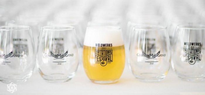Weldwerks Invitational Glasses
