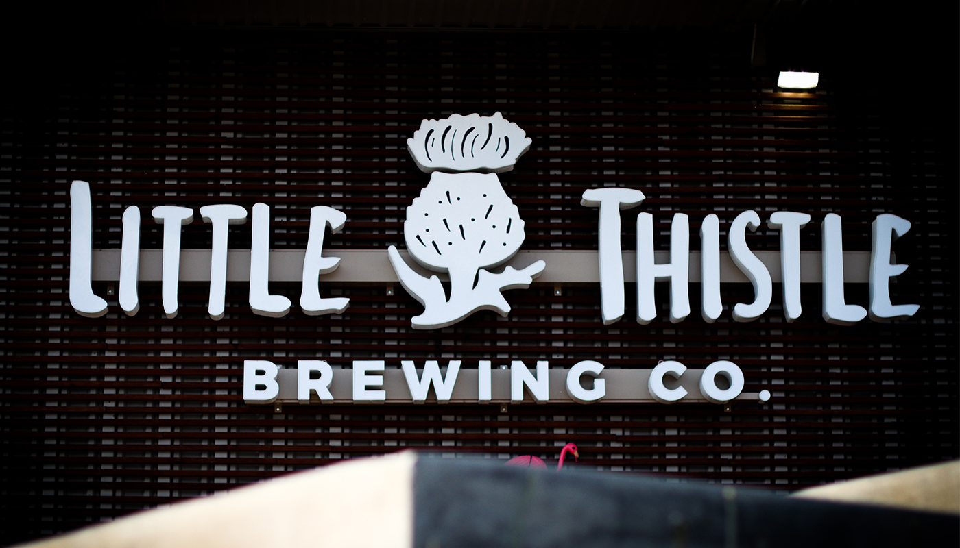 Little Thistle