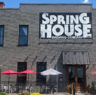 Brewery Showcase | Spring House Brewing Company