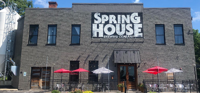 Brewery Showcase   Spring House Brewing Co.