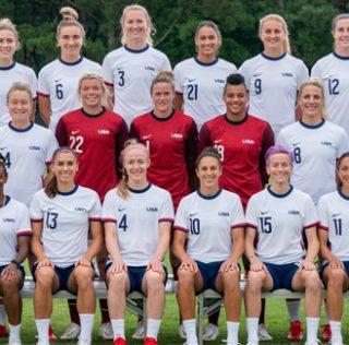 Ultimate 6er | U.S. Women's National Soccer Team