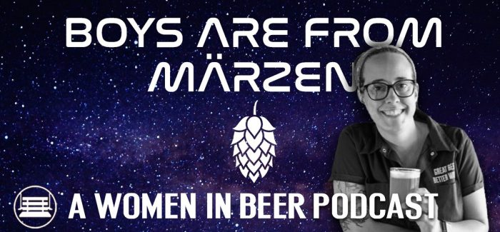Boys Are From Märzen Podcast | Betsy Lay Lady Justice Brewing