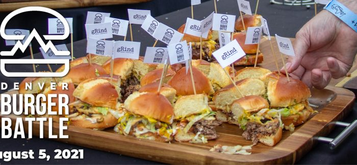 Grab Discounted Tickets for This Week's Denver Burger Battle