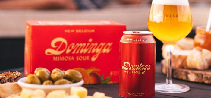 New Belgium Brewing   Dominga Mimosa Sour