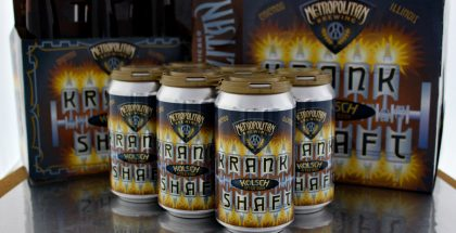Metropolitan Brewing Krankshaft