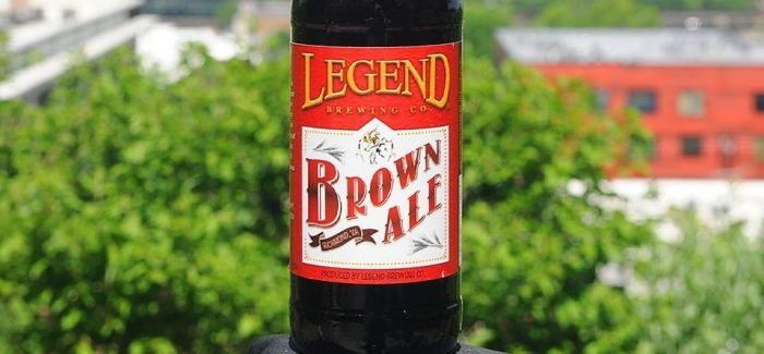 Legend Brewing Co.   Brown Ale
