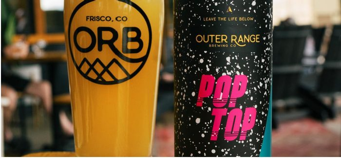 Outer Range Brewing Co. | Pop Top NEIPA