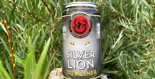 Horse & Dragon Silver Lion