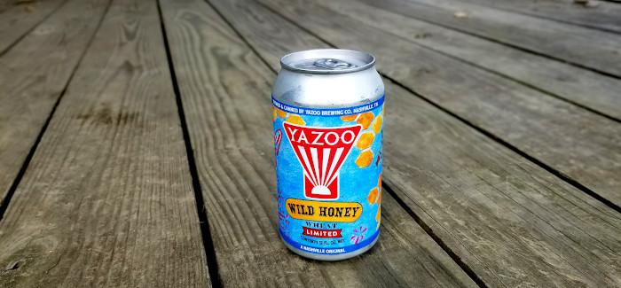 Yazoo Brewing Co. | Wild Honey Wheat