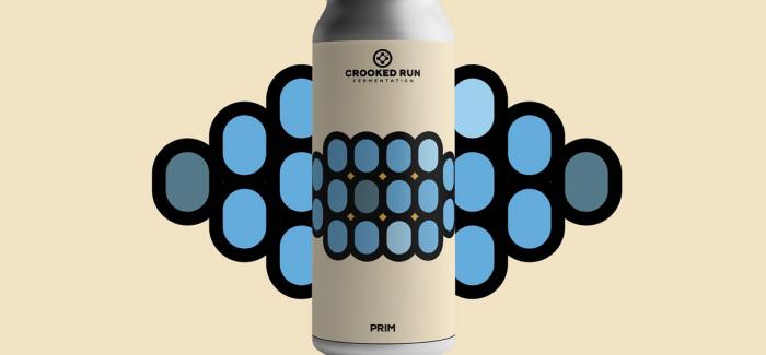 Crooked Run Fermentation PRIM Light Lager