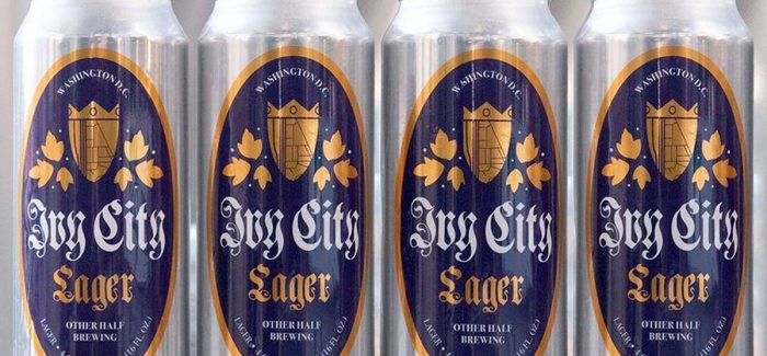 Other Half Brewing Ivy City Lager