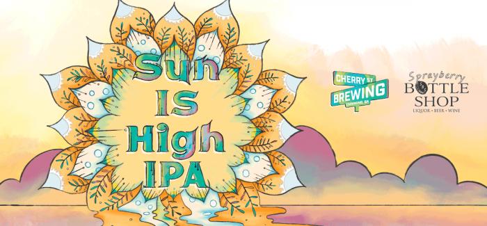 Sun is HIgh IPA
