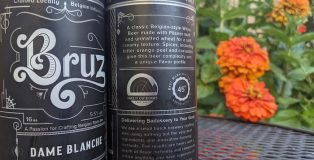 Bruz Beers Dame Blanche