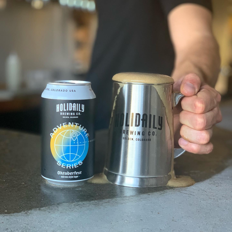 Holliday Brewing Oktoberfest 2021