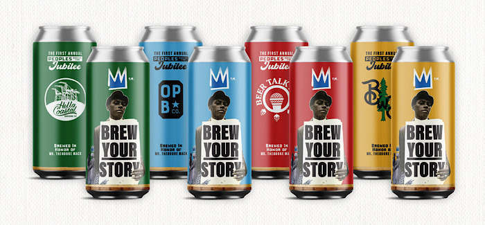 Brew Your Story | A National Beer Collaboration