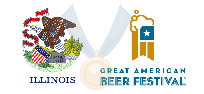 Illinois Ties State Medal Record at 2021 Great American Beer Festival