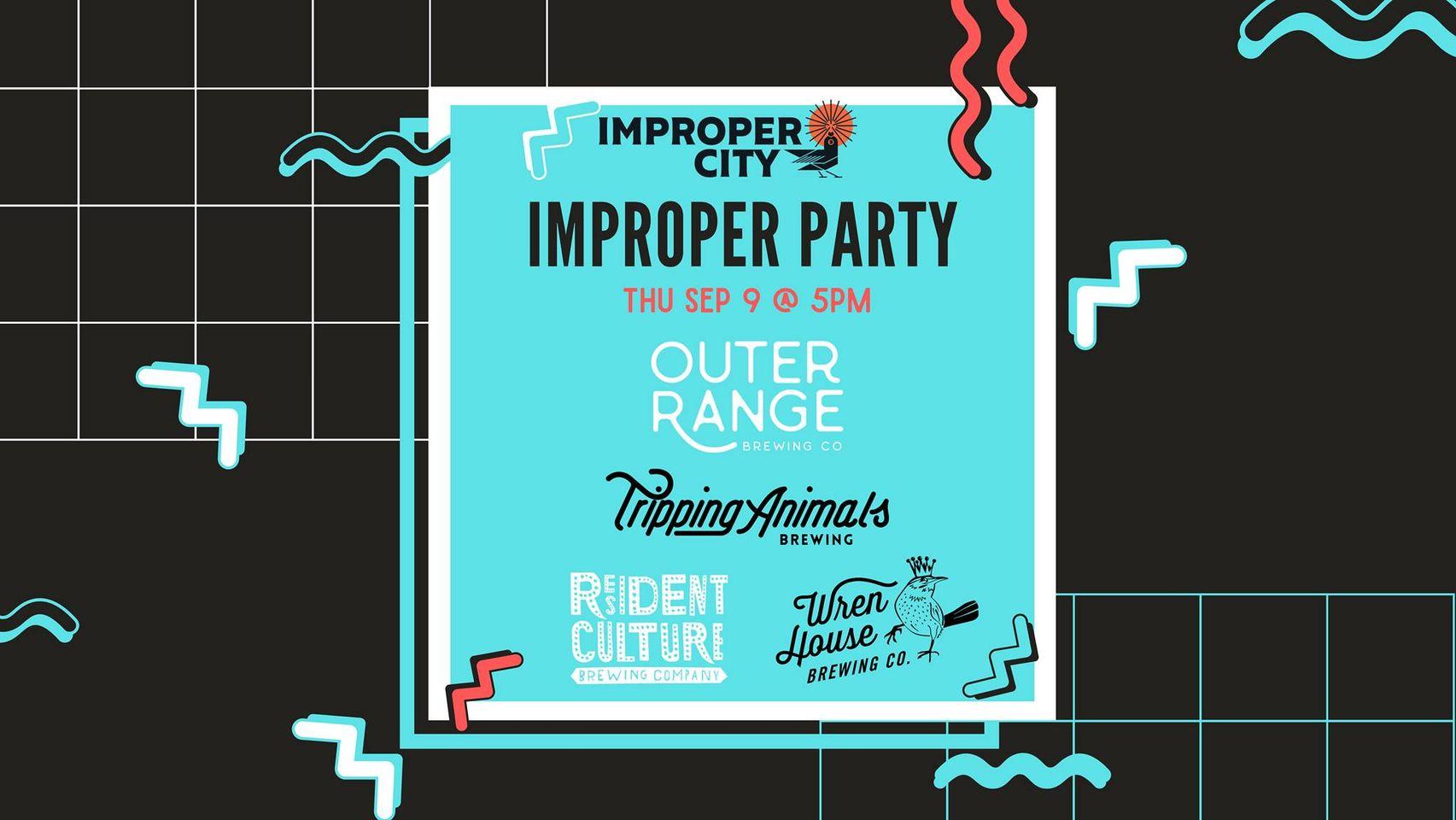 Improper Party CBC 2021