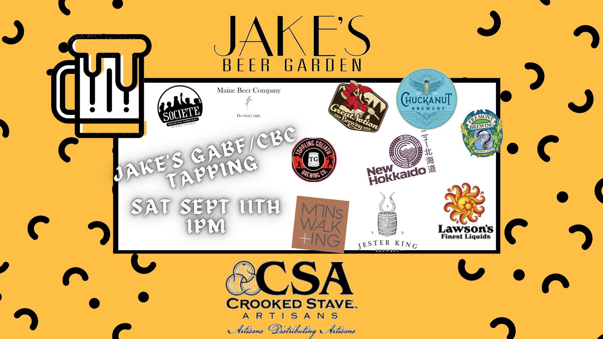 Jake's Brew Bar CBC 2021