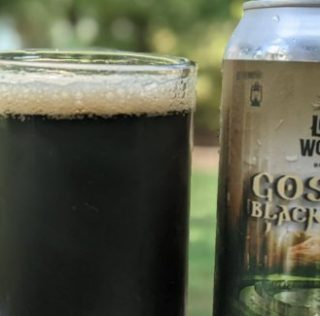 Lost Worlds Brewing Co. Goseck Black Lager