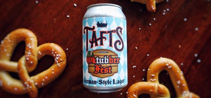 Taft's Brewing Co.   Oktubberfest