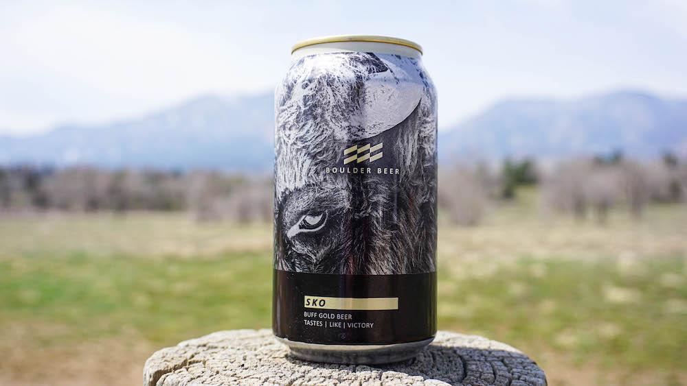 Sko Buff Lager Boulder Beer