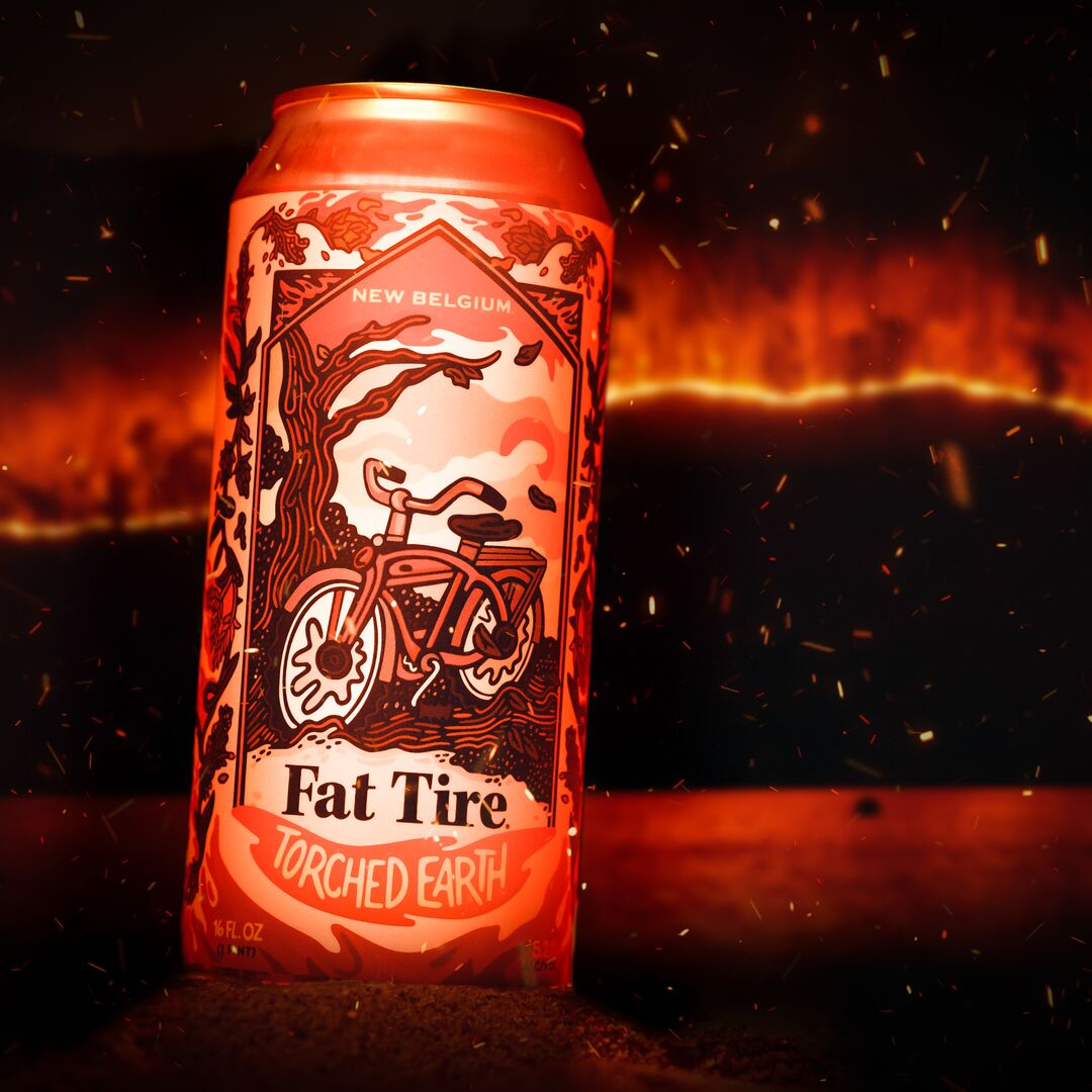 Torched Earth Fat Tire