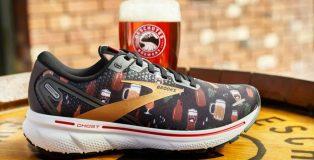Deschutes Brewery Brooks Running Shoes