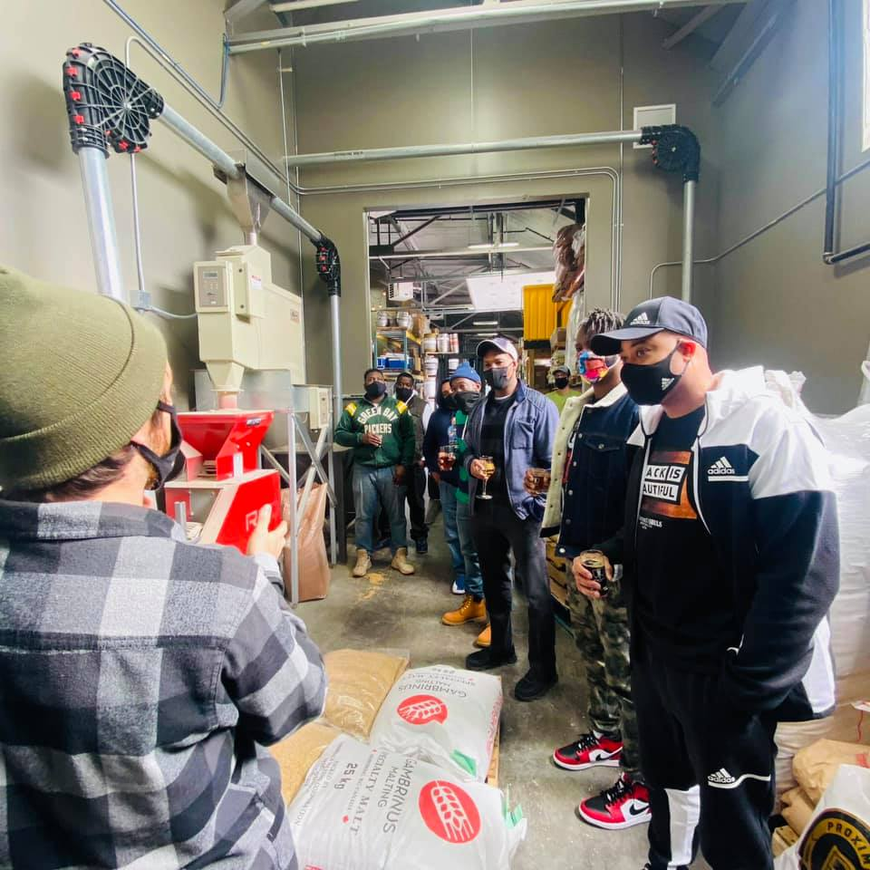 MKE Black joins MobCraft Beer for collaborative Black is Beautiful Brewday