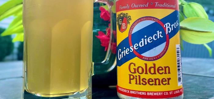 Griesedieck Brothers Brewing | Golden Pilsener