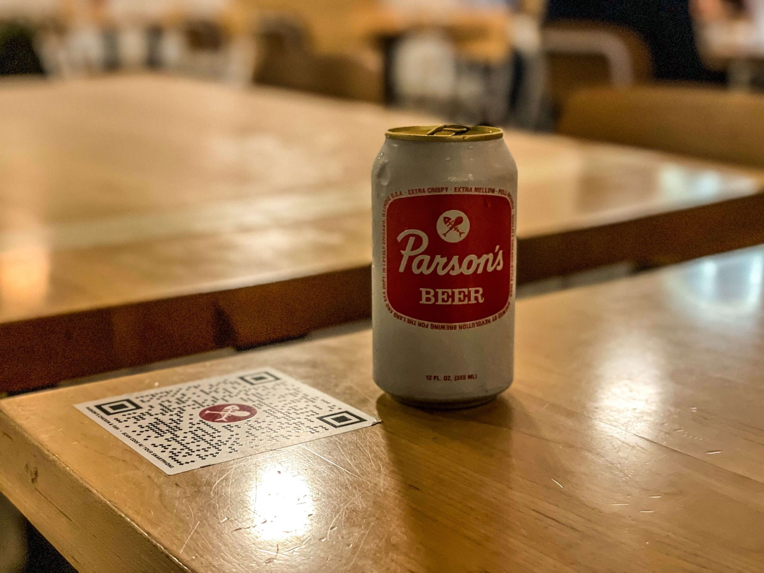 Parson's Beer