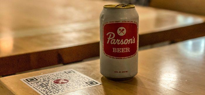 Revolution Brewing | Parson's Beer
