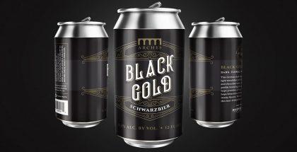 Arches Brewing Black Gold Schwarzbier
