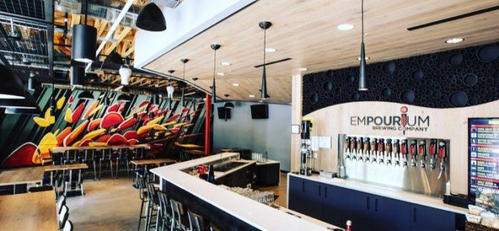 The PorchCast Ep 85 | The Empourium Brewing Freshtober Festival